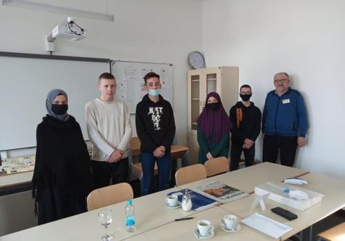 Stipendije za djecu iz medrese u Banja Luci